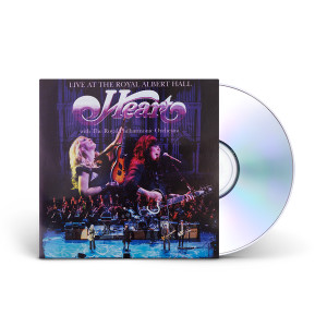 Live At The Royal Albert Hall with The Royal Philharmonic Orchestra CD