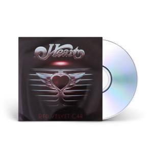 Red Velvet Car CD