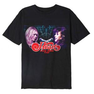 Love Alive Photo Dateback T-Shirt