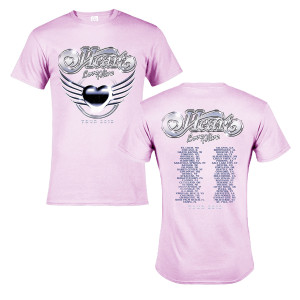 Chrome Heart Pink T-Shirt