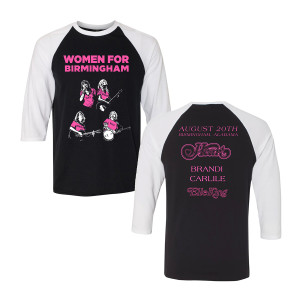 Women for Birmingham Charity Raglan