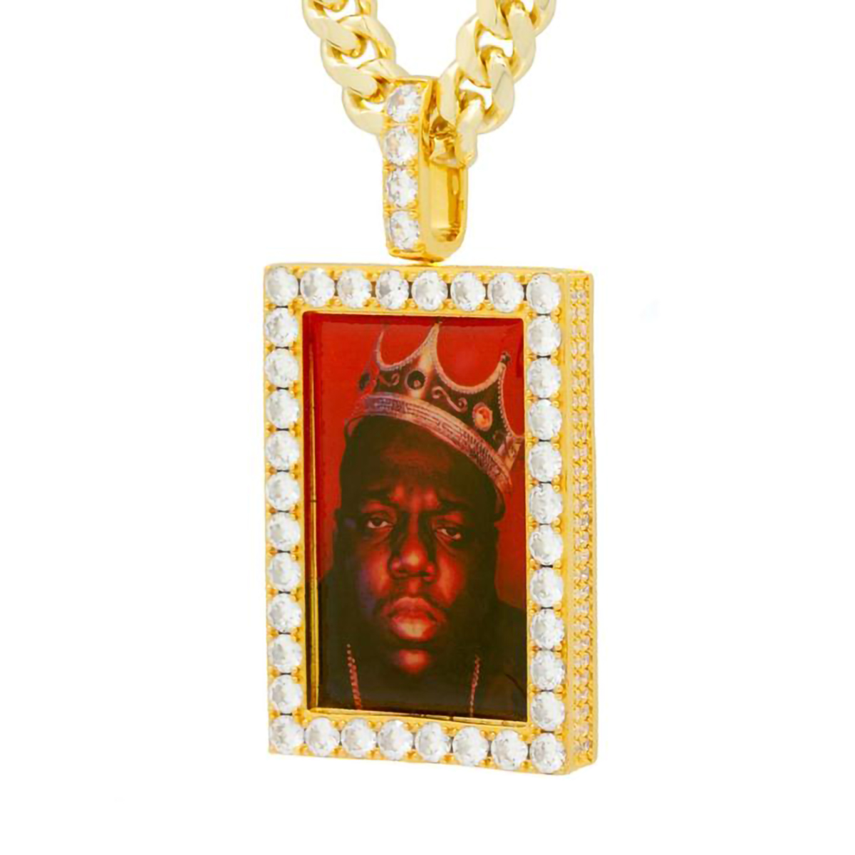 Notorious B.I.G. x King Ice - King of New York Necklace