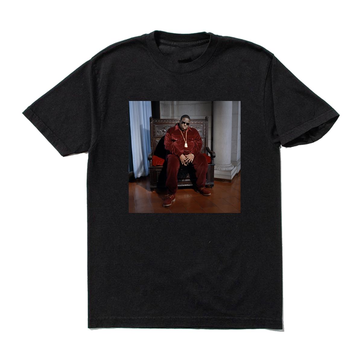 Velour Throne T-Shirt