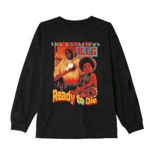 Ready to Die Longsleeve T-Shirt