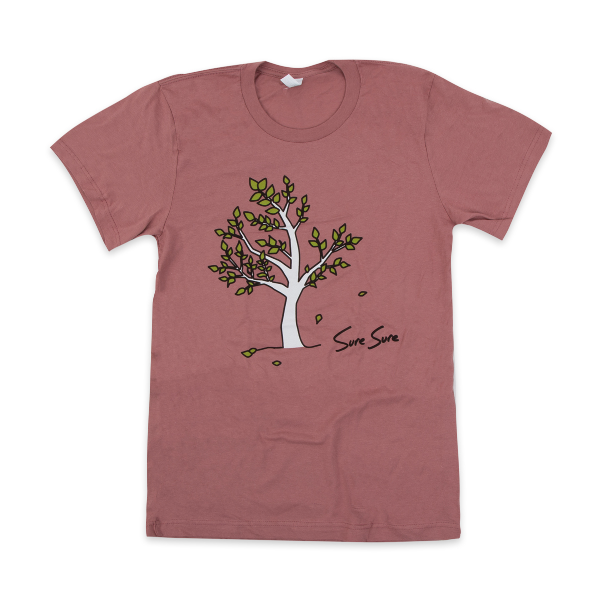 Fall Tour Tree Tee