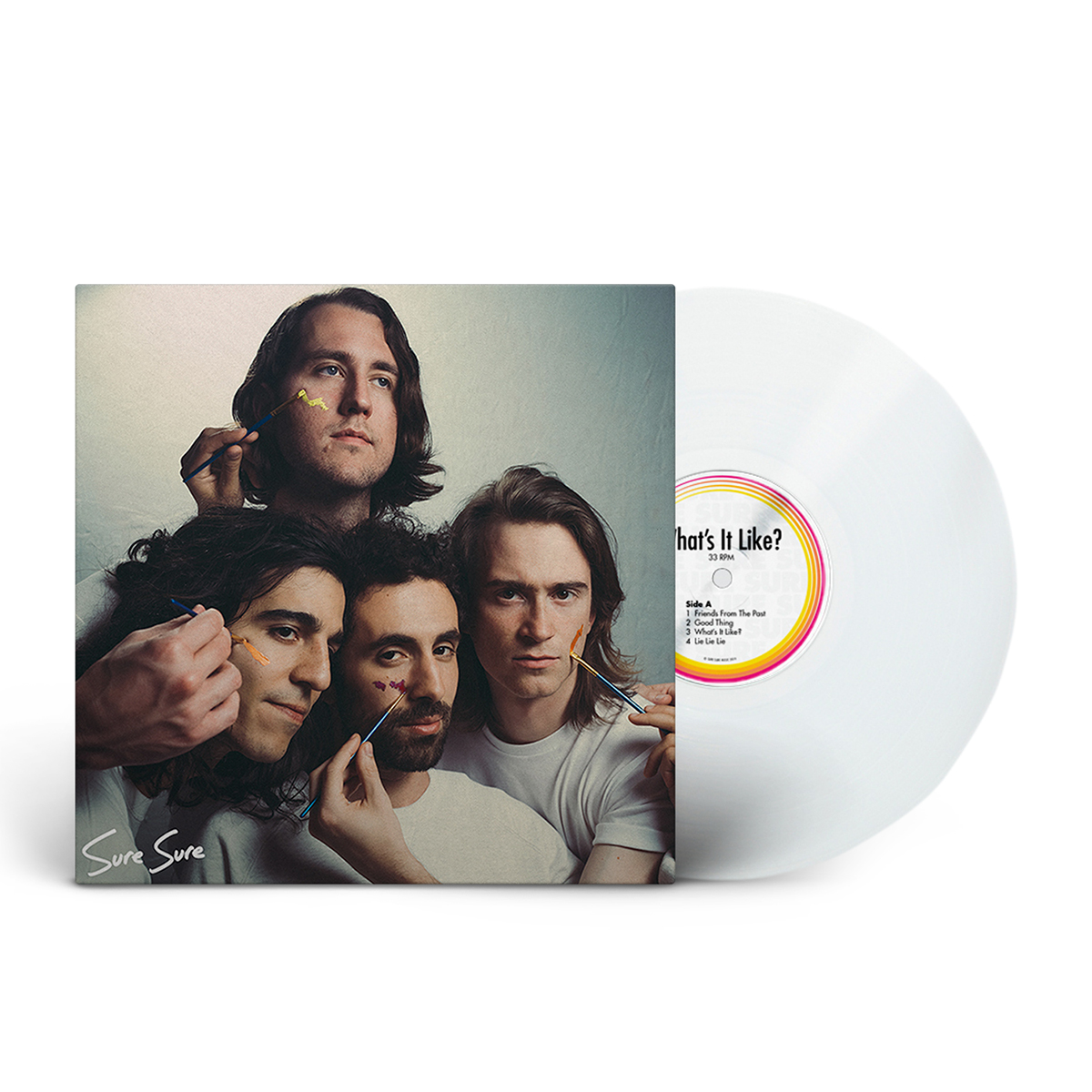 What's It Like? Signed Limited Edition Vinyl