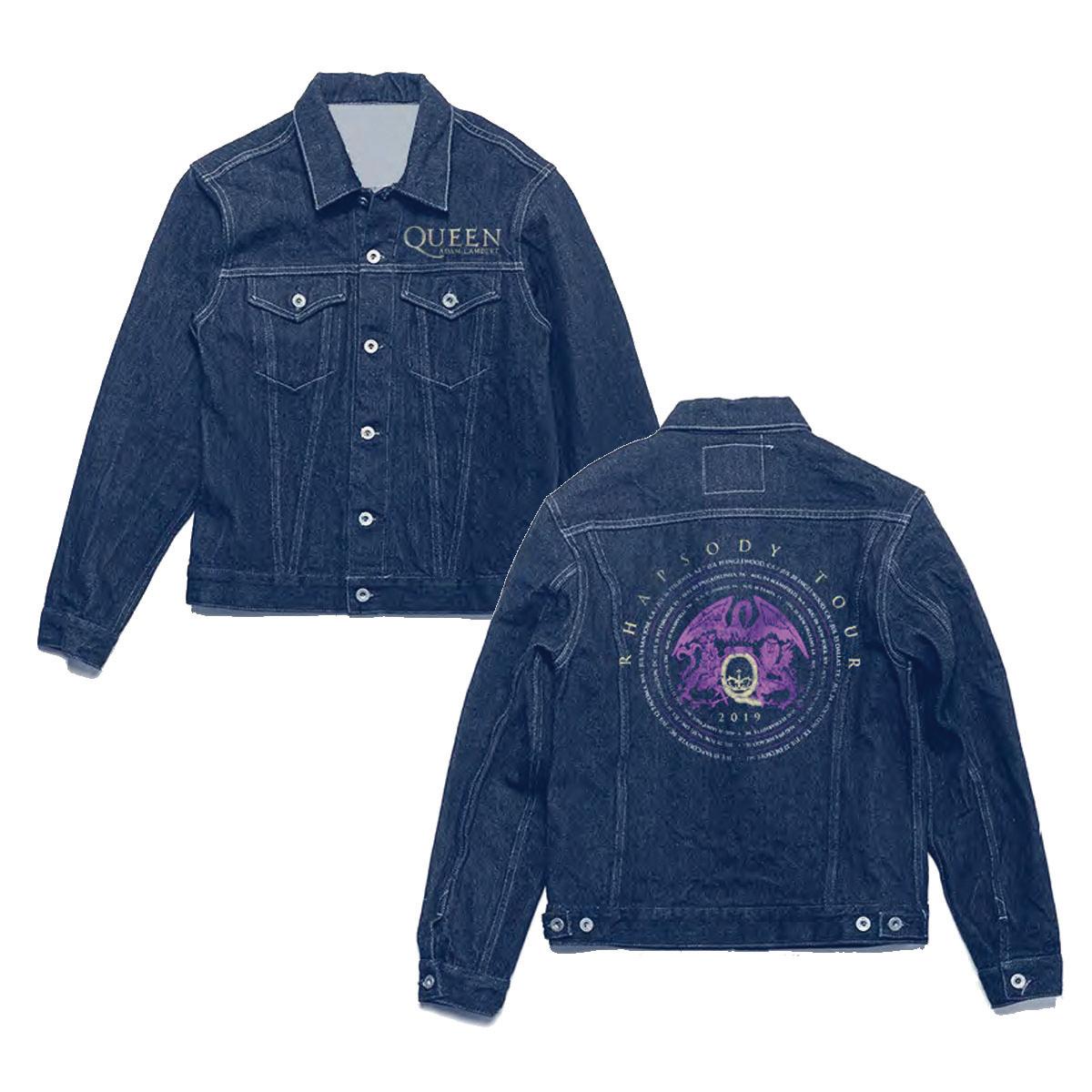 Rhapsody Tour Denim Jacket