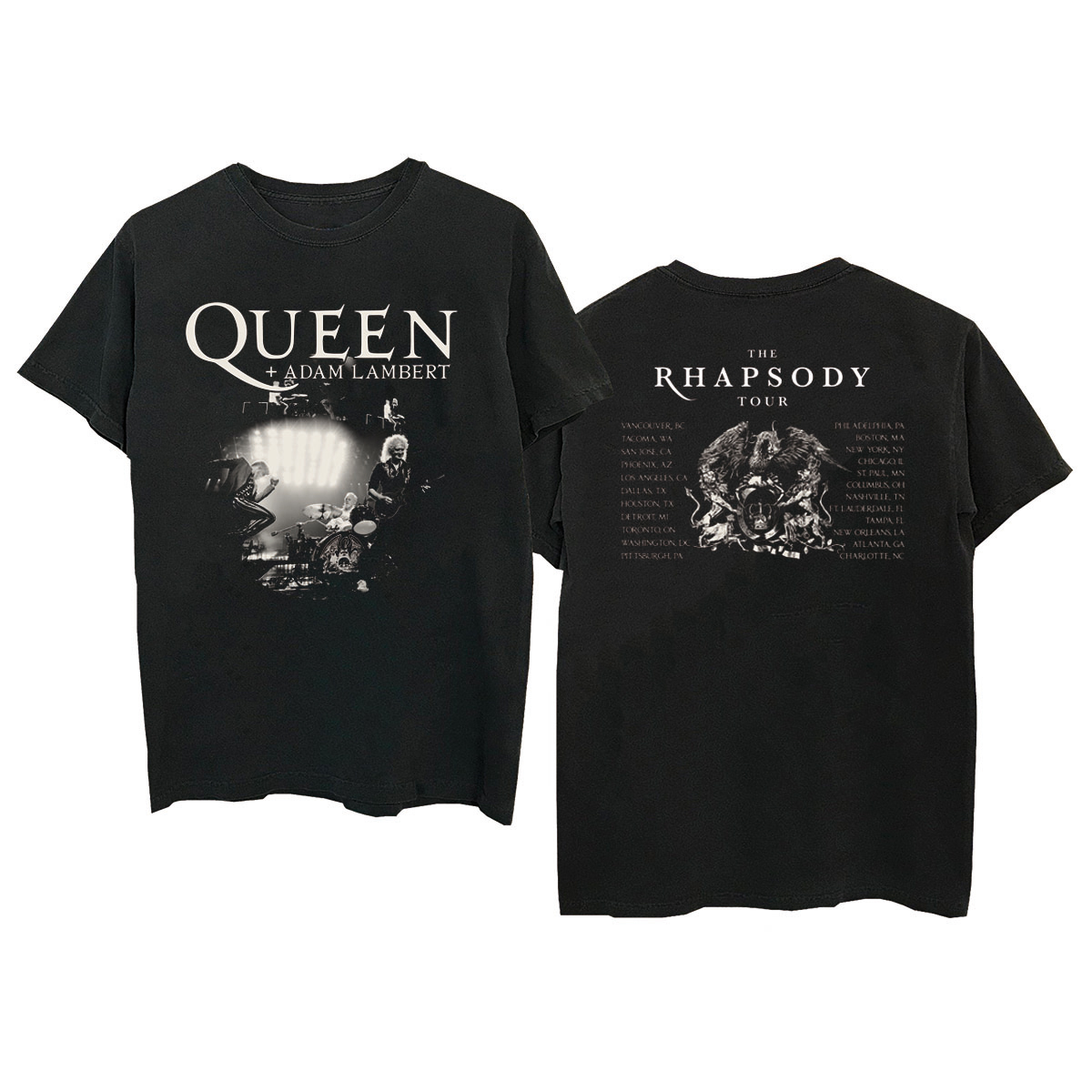 2019 Rhapsody Tour Photo T-Shirt