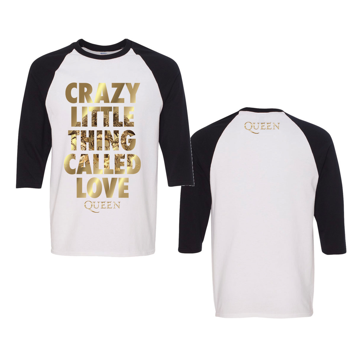 Crazy Little Thing Called Love Raglan