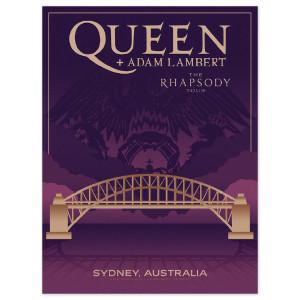 2020 Sydney Event Poster