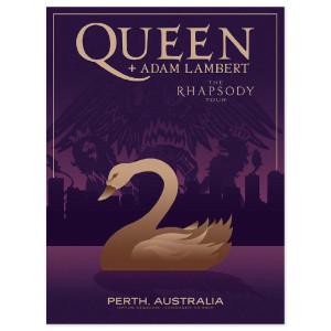 2020 Perth Event Poster