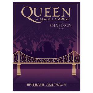 2020 Brisbane Event Poster