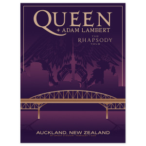 2020 Auckland Event Poster