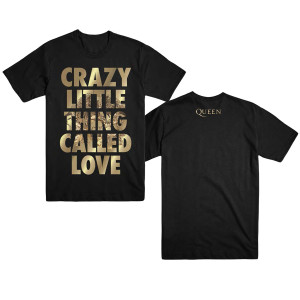 Crazy Little Thing Called Love Japan T-shirt