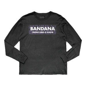 Bandana Long-Sleeve Tee