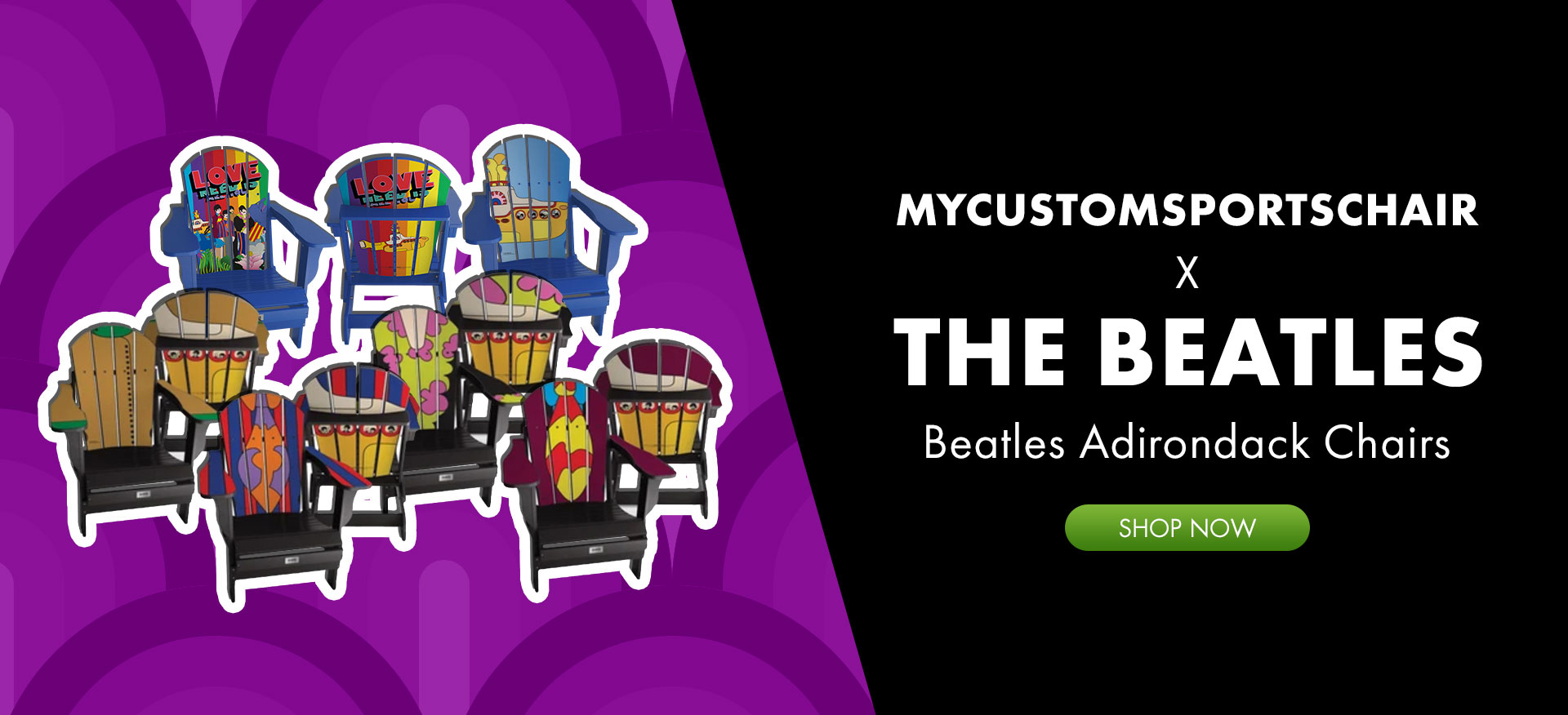 Shop Beatles Adirondack Chairs!