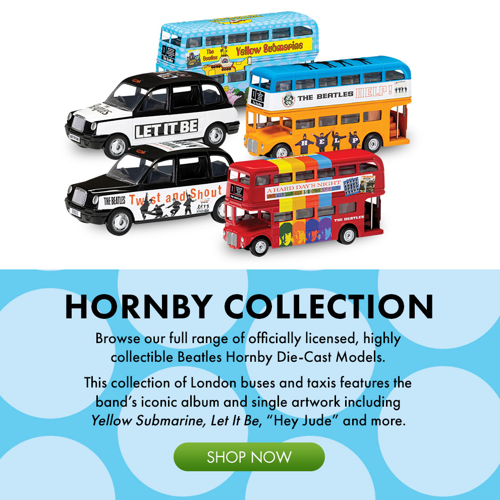 Shop The Hornby Diecast Collection!