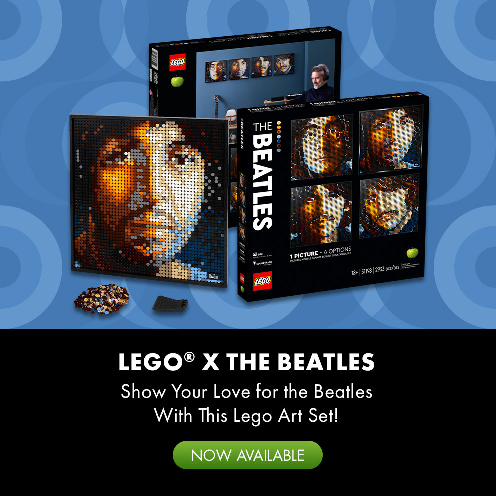 Shop The Beatles Lego
