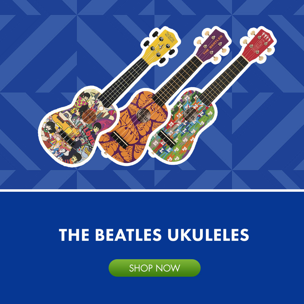Shop The Beatles Ukuleles