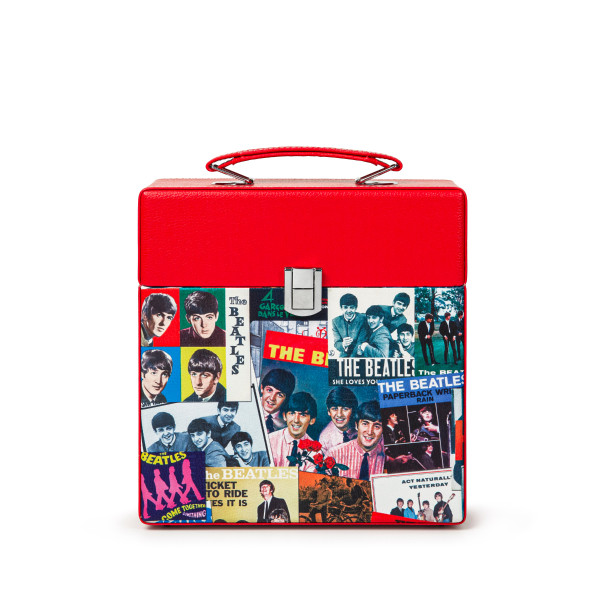 The Singles Collection LP Carrying Case