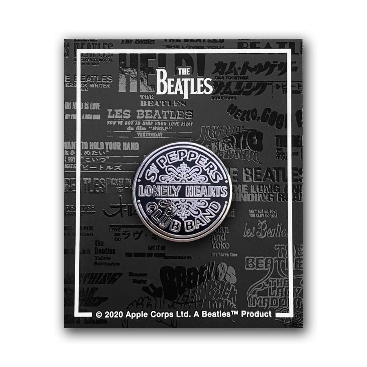 Sgt. Pepper's Enamel Pin