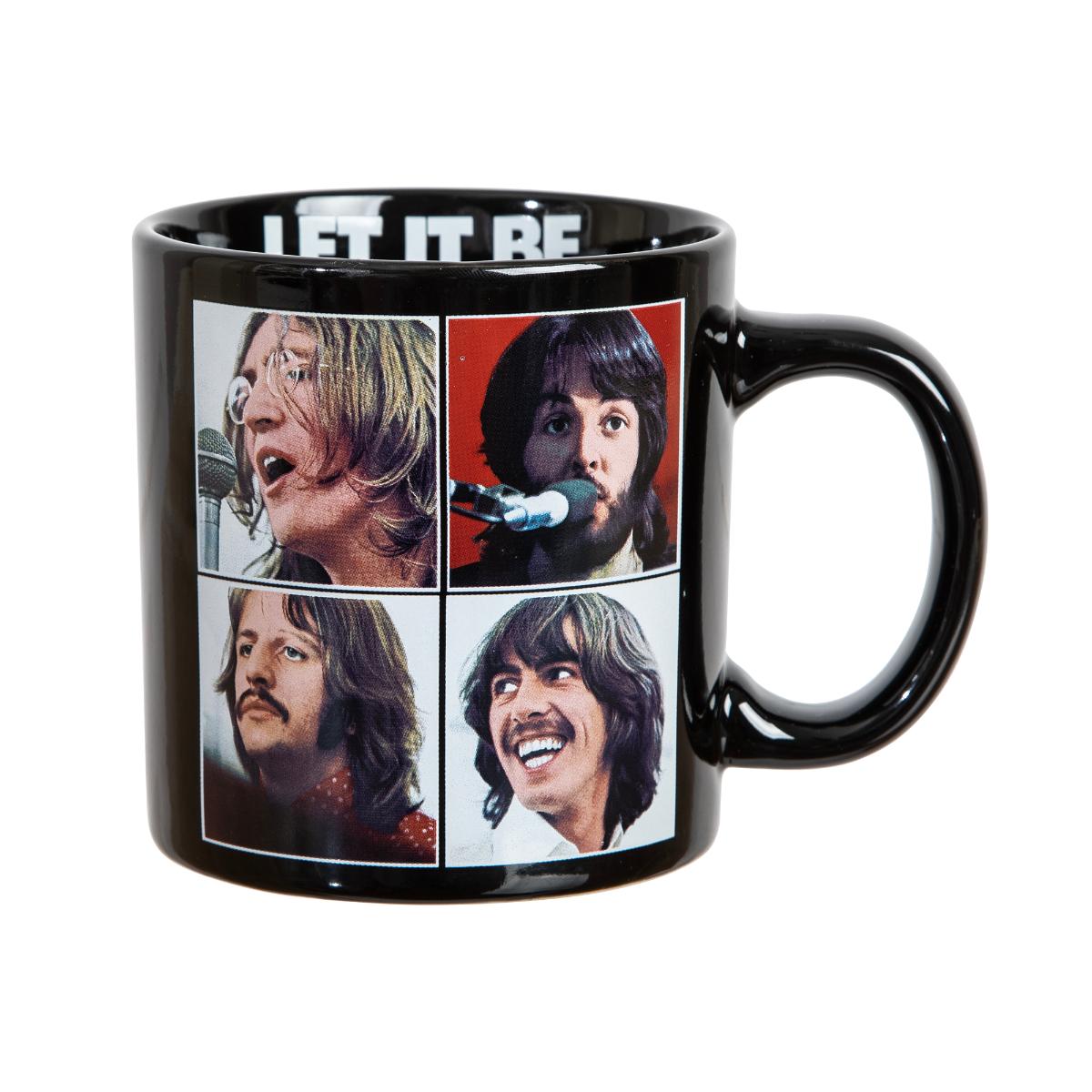 Let It Be 16oz Ceramic Mug