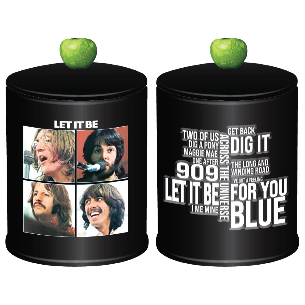 Let It Be Cookie Jar