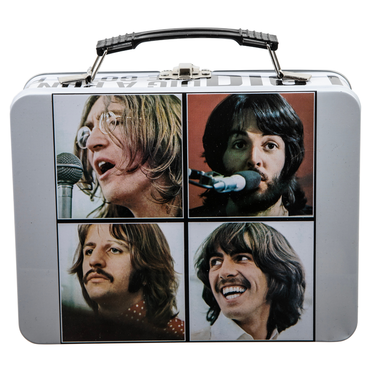 Let It Be Large Tin Tote