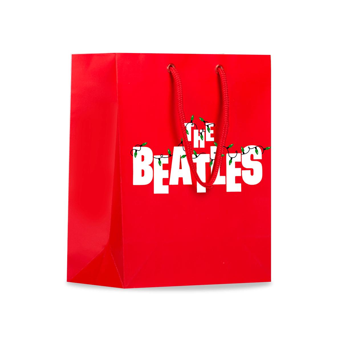 Christmas Lights Gift Bag