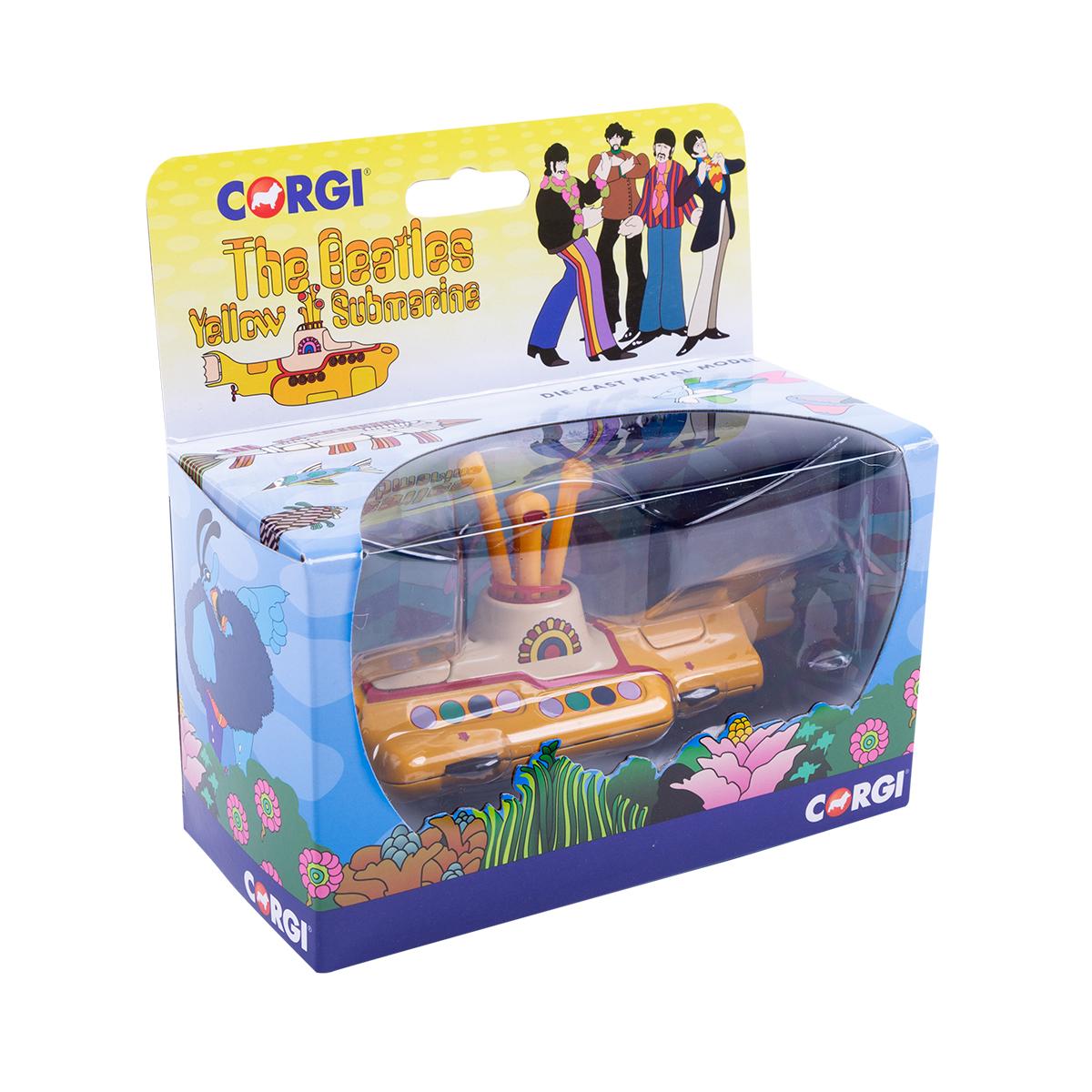 The Beatles - Yellow Submarine Diecast Model