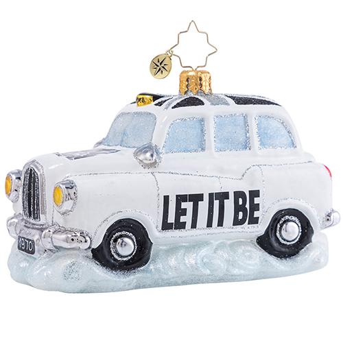 Let It Be-Mobile Ornament