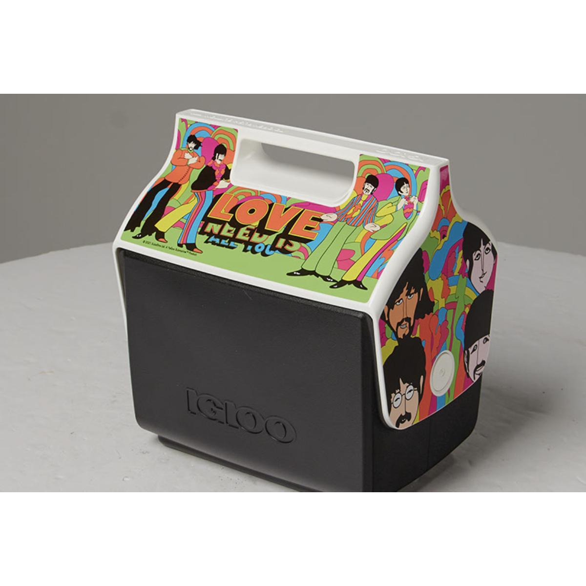 LOVE Igloo Cooler