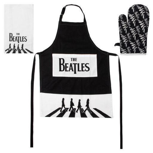 The Beatles Kitchen Textile Set