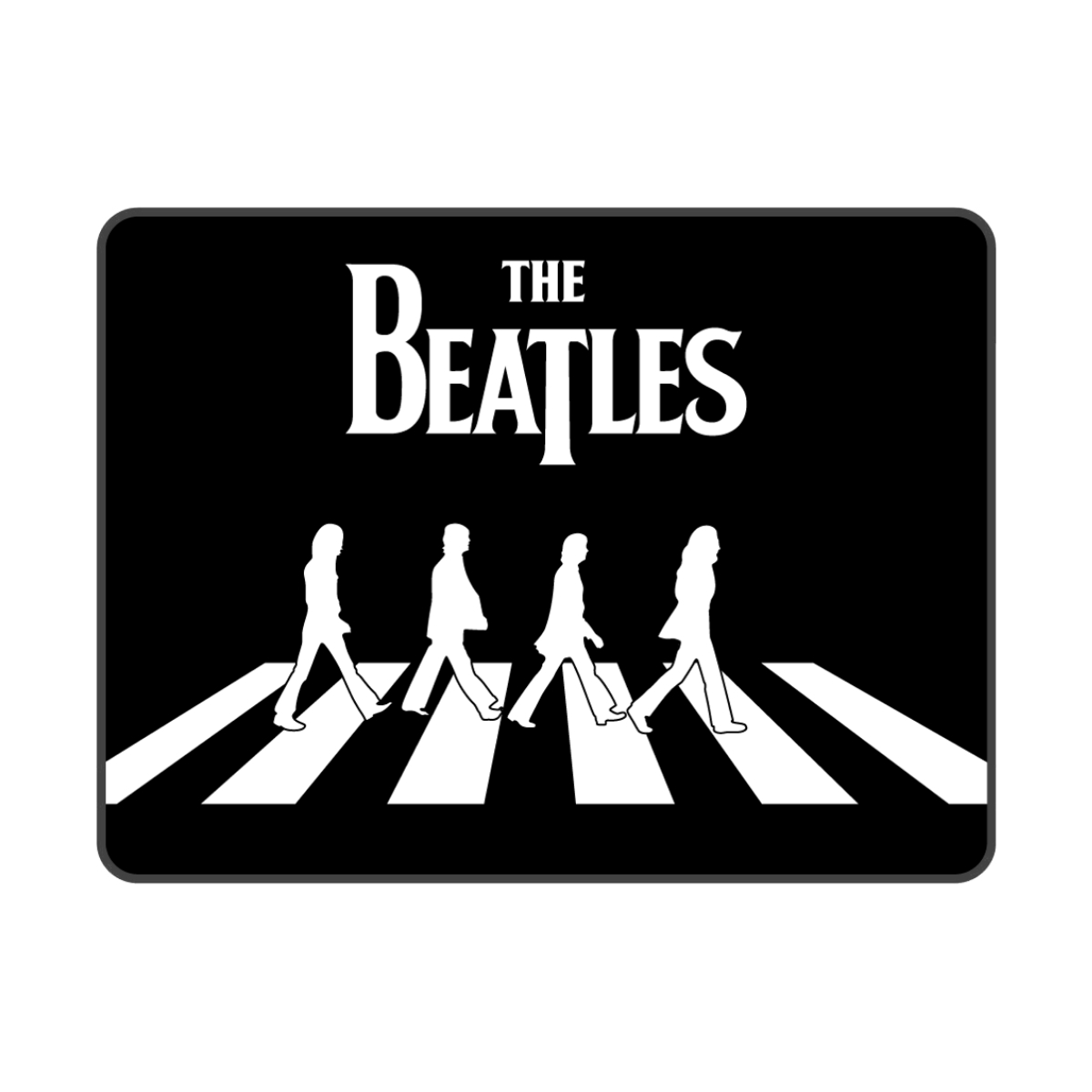 Abbey Road Fleece Throw