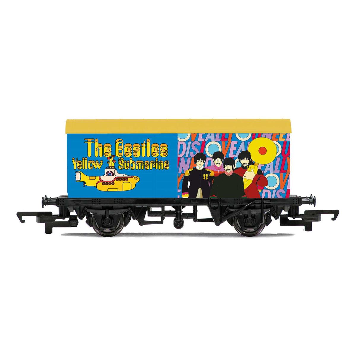 The Beatles Yellow Submarine Wagon