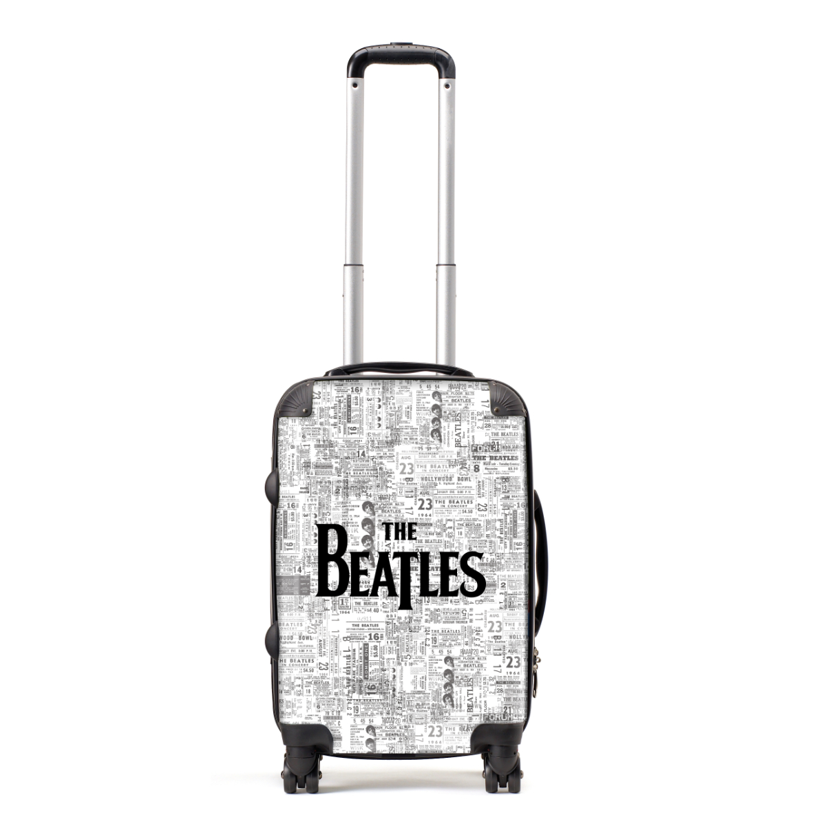 The Beatles Tickets Classic Carry-on Luggage