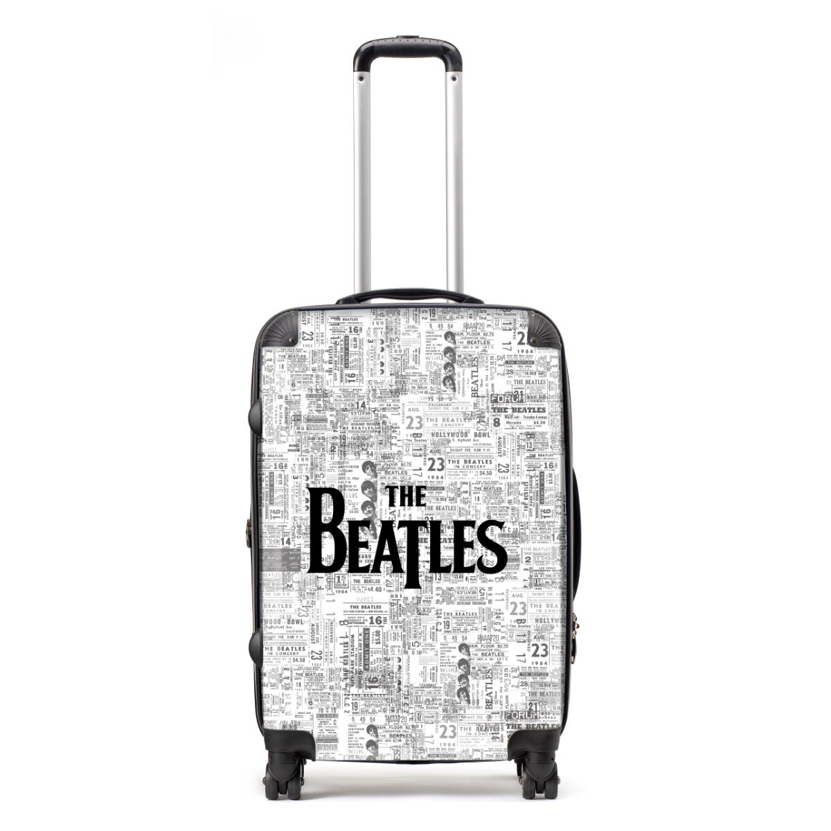 The Beatles Tickets Classic Medium Luggage