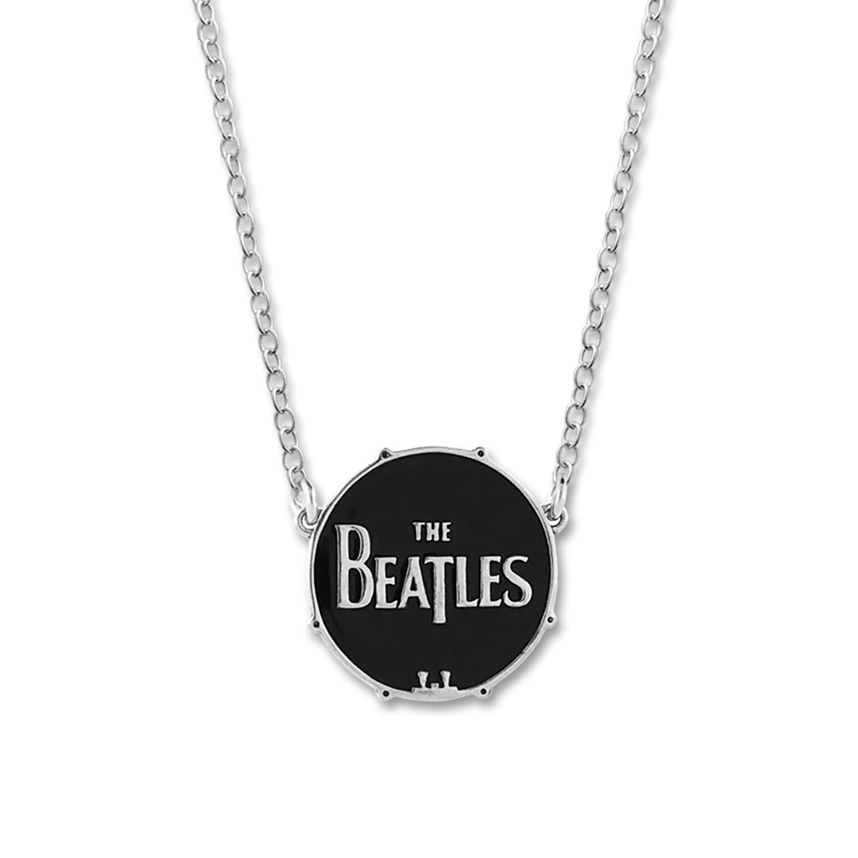 Drum Logo Women's Necklace & Pin Set
