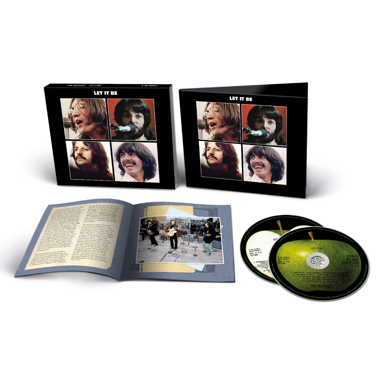Let It Be Special Edition – Deluxe 2CD