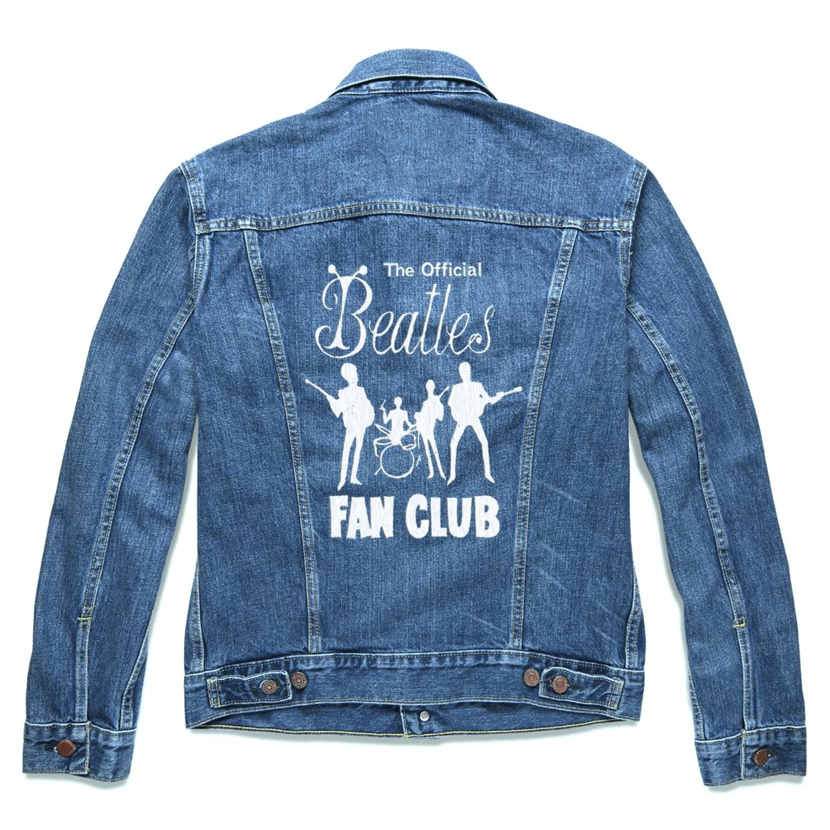 Fan Club Denim Jacket