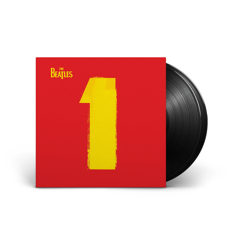 """1"" Vinyl 2LP"