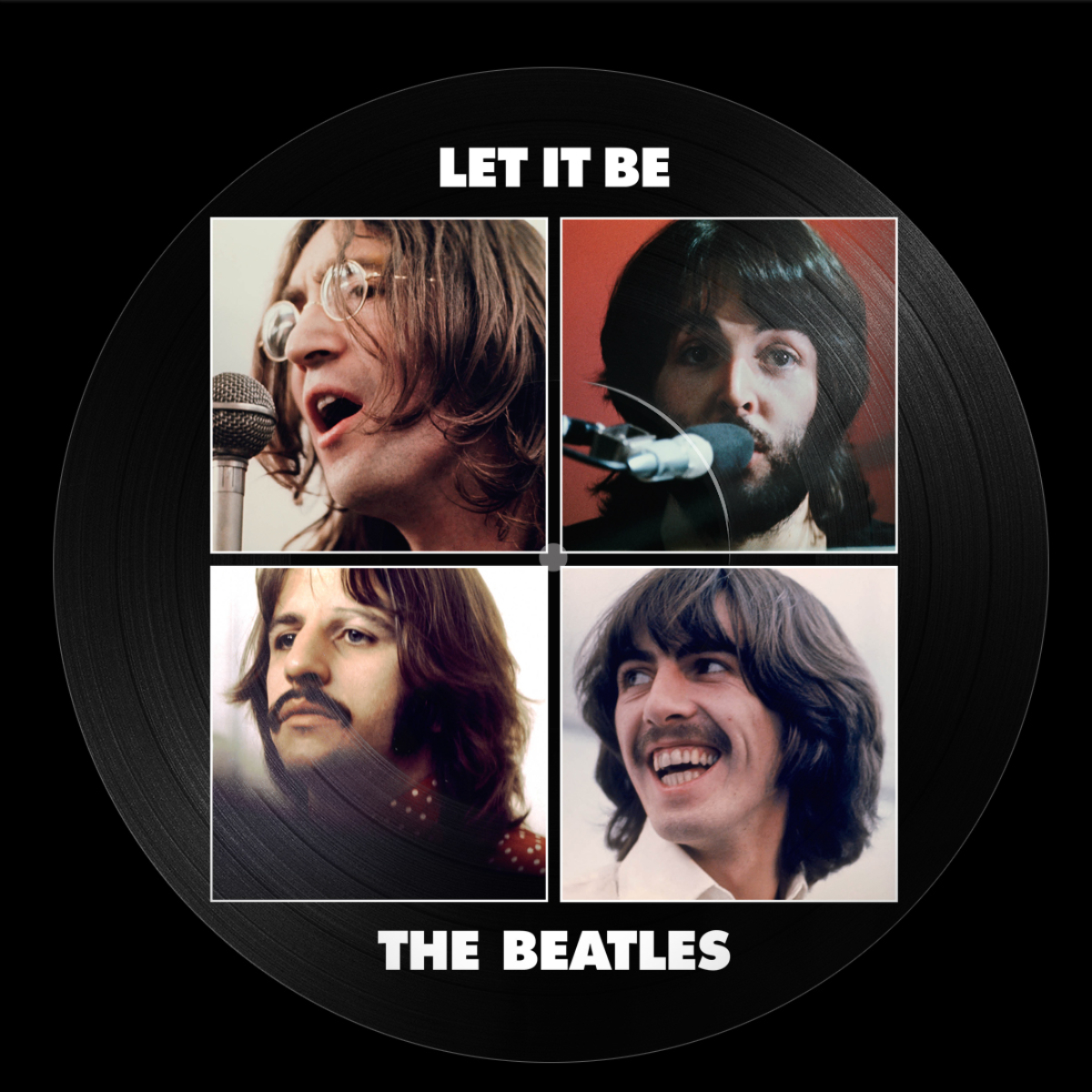 Let It Be Special Edition – LP Picture Disc