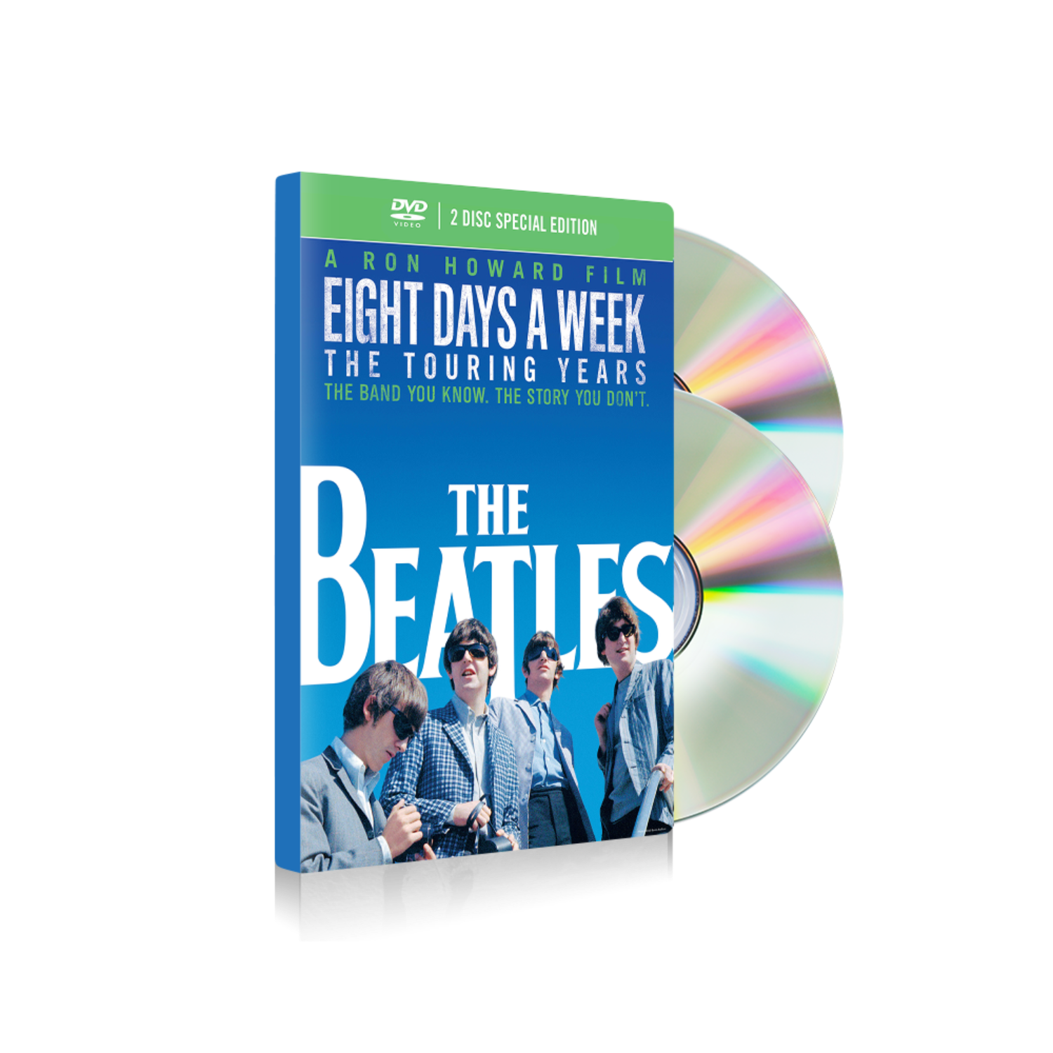 """""""Eight Days A Week - The Touring Years"""" Deluxe 2DVD"""