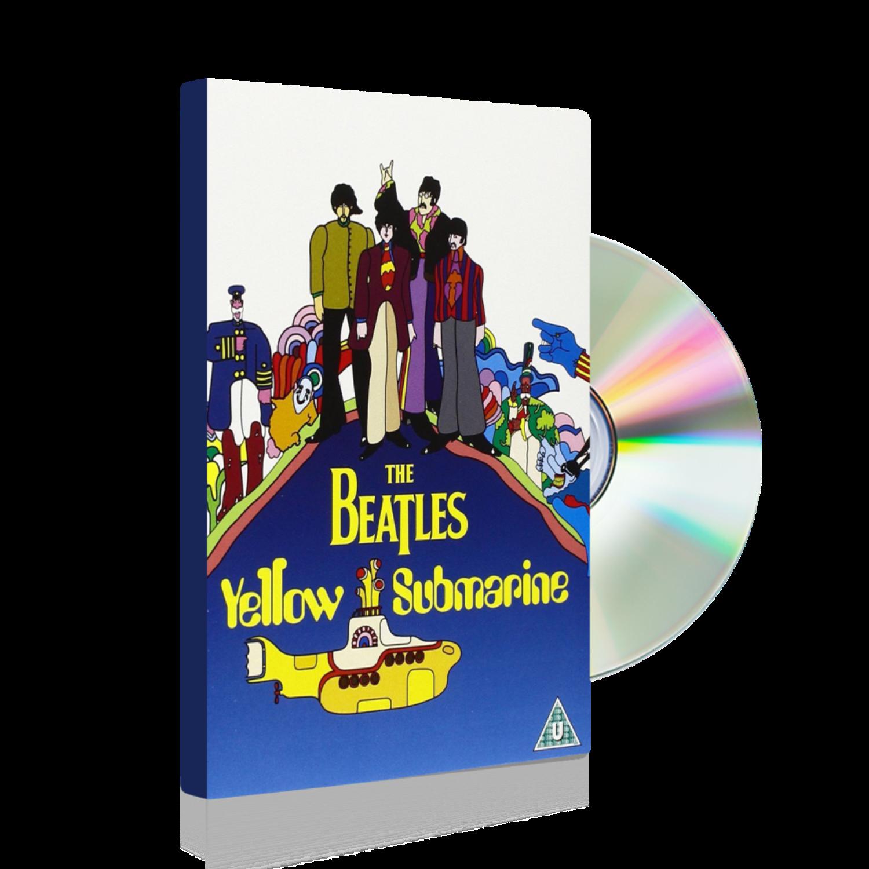 Yellow Submarine DVD