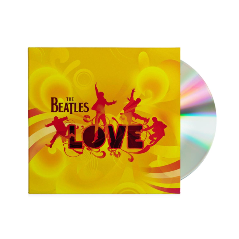 LOVE Album CD/DVD Combo