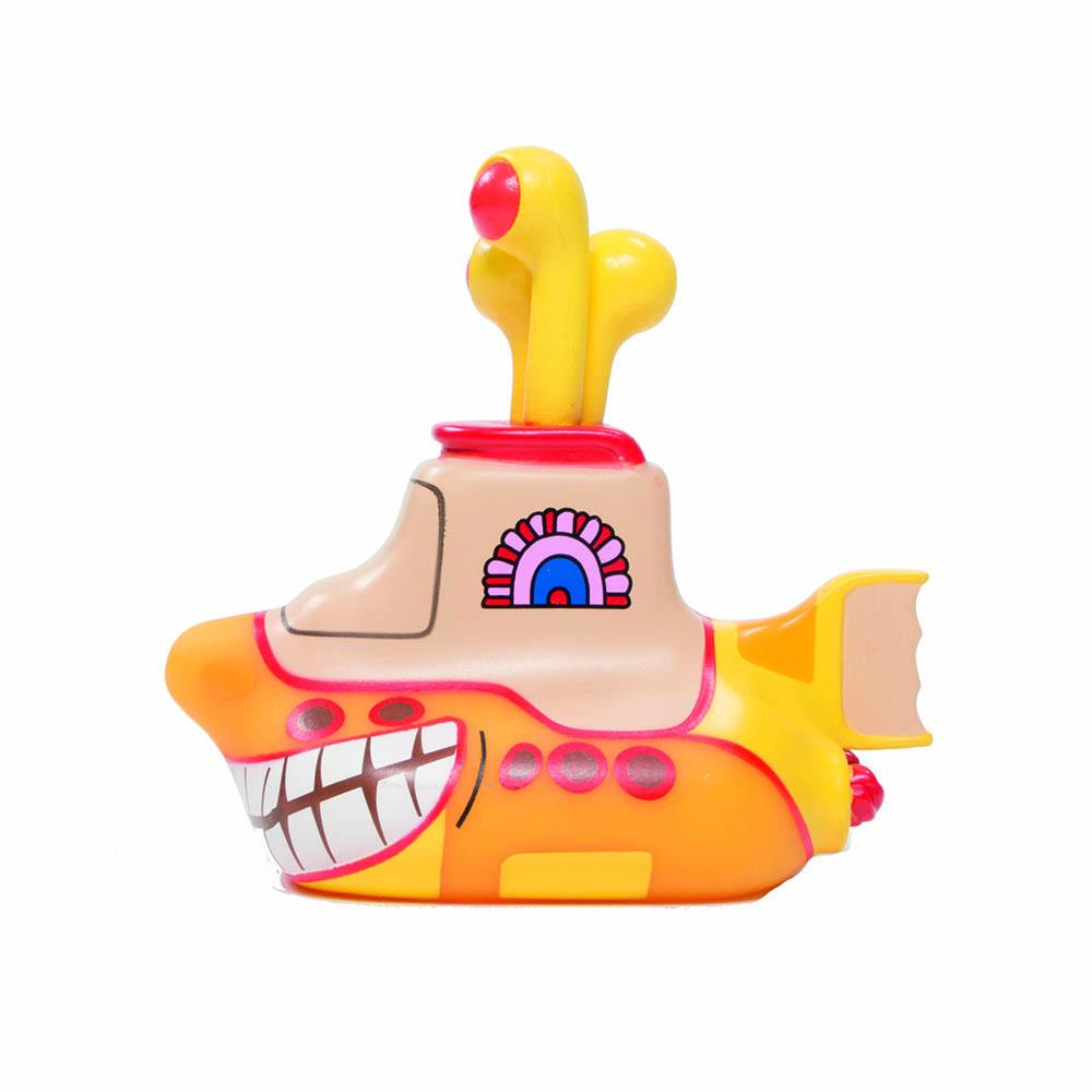 "Titans 6.5"" Smiley Yellow Submarine"