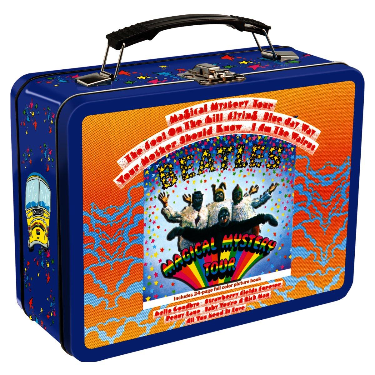 Magical Mystery Tour Tin Tote