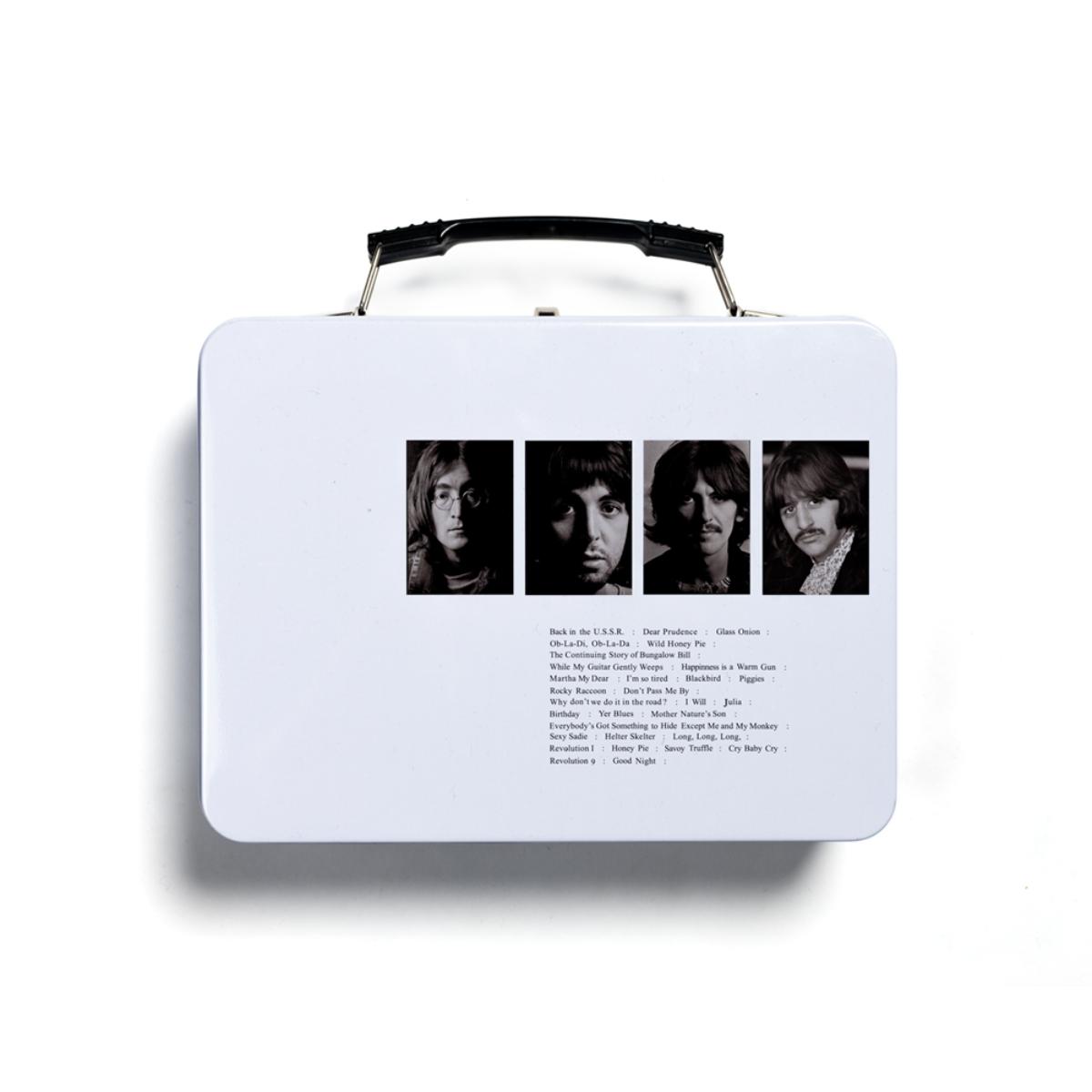 The Beatles (White Album) Tin Tote