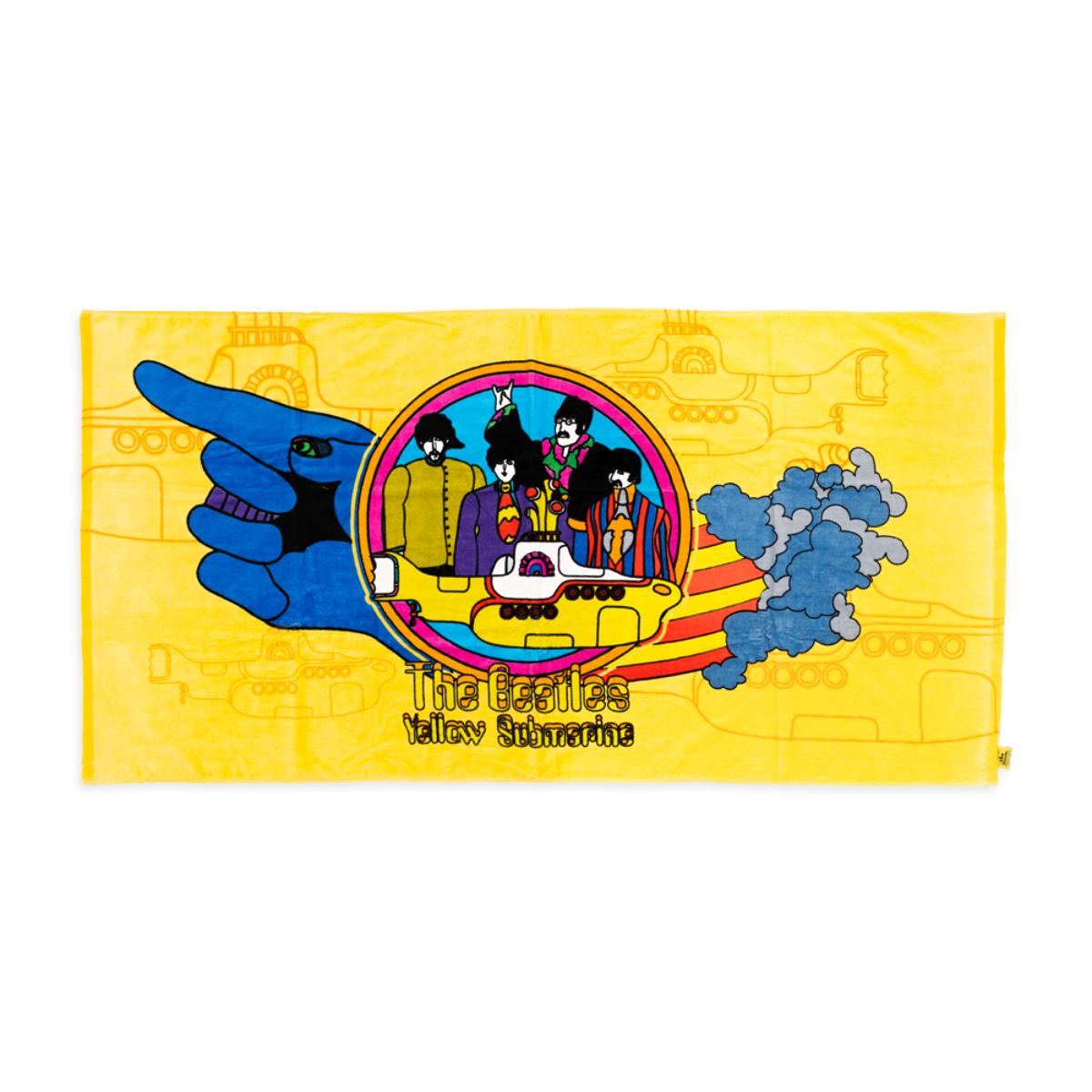 Yellow Submarine Towel