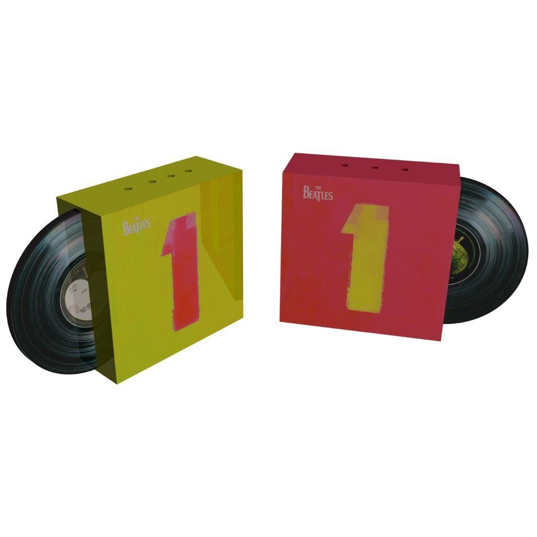 """1"" - Boxed Salt & Pepper Shakers"